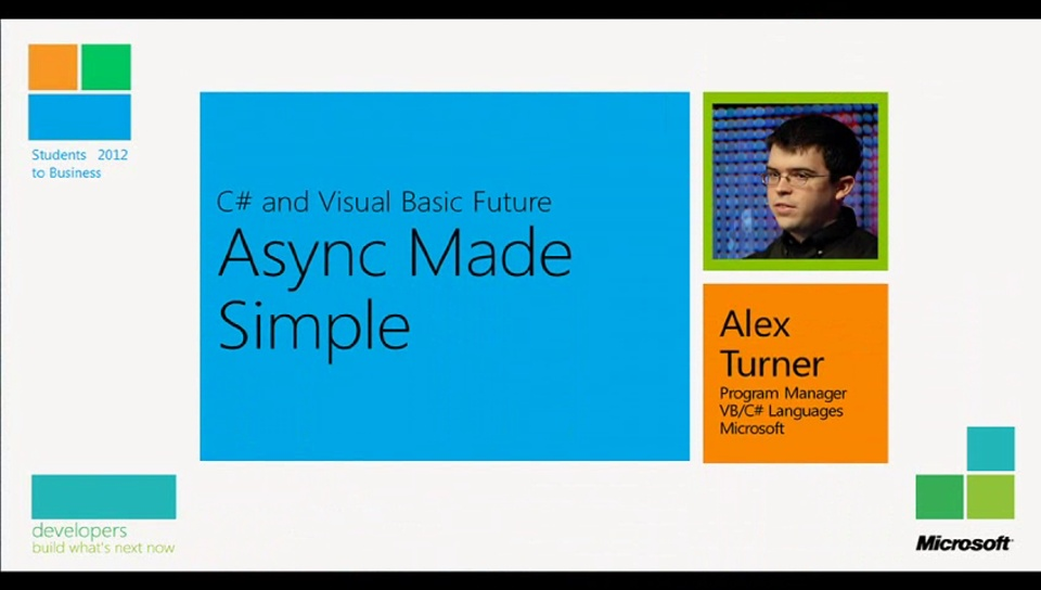 C# and Visual Basic Futures