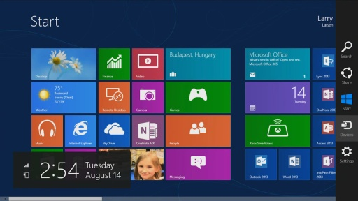 Windows 8 Tips 2: Getting the Most Out of Charms
