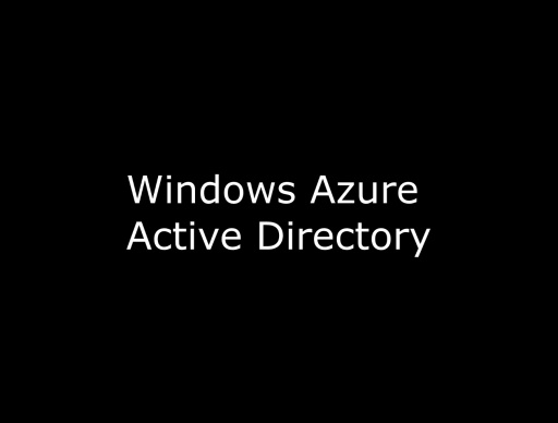 Managing identities in your SaaS apps from Windows Azure Active Directory