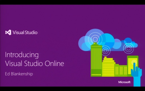 Katapult.10 – Visual Studio 2013 Launch - Visual Studio Online