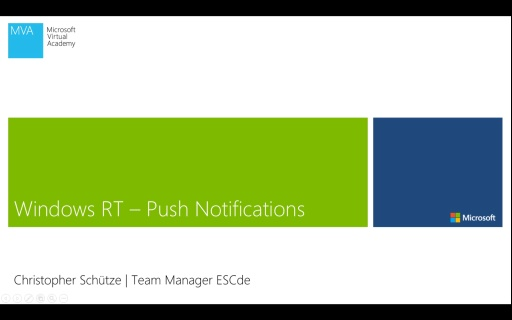 04 | Push Notifications