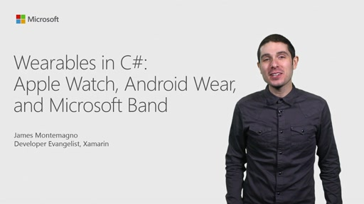 Wearables in C#: Highlighting Apple Watch, Android Wear, and Microsoft Band