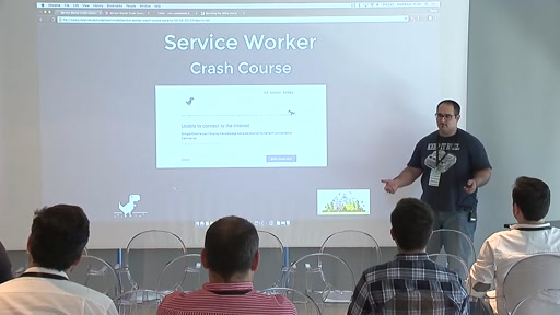Service Worker Crash Course
