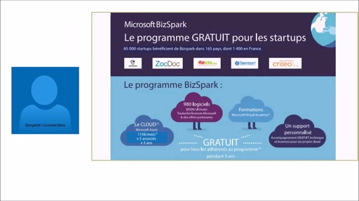 Hands On Lab, 10/07/2014 : Introduction - Crédit Cloud et support gratuit pour Azure