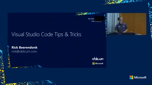 Visual Studio Code: 25 tips & tricks