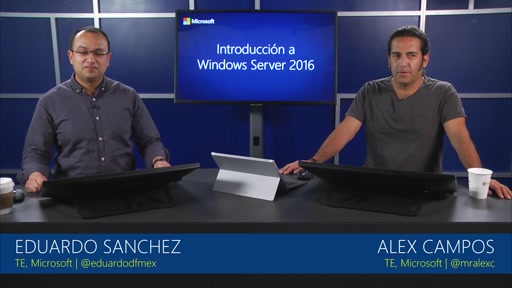 Mod 1 Virtualizacion Introduccion a Windows Server 2016