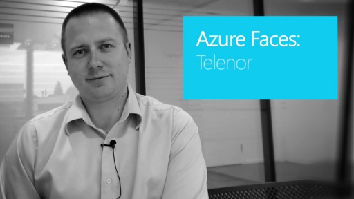 Windows Azure Faces - Telenor