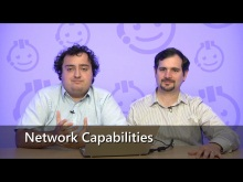 Networking Capabilities for Apps in Windows 8