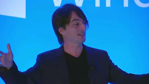 Microsoft's Joe Belfiore and Nick Parker discuss Windows and Windows Phone (FULL)