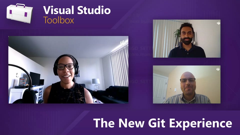 The New Git Experience