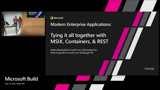 Tying it all together – Modernizing Enterprise Applications