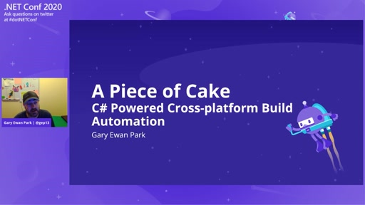 A Piece of Cake - C# Powered Cross-platform Build Automation