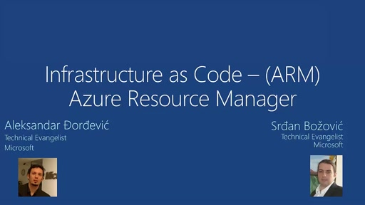 4 | Infrastructure as Code – Azure Resource Manager (ARM)