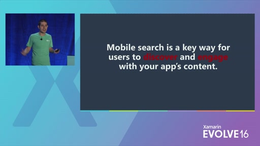Mobile Search: Making your mobile apps stand out