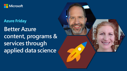 Better Azure content, programs & services through applied data science
