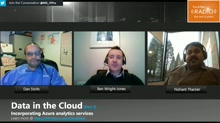 TechNet Radio: Data in the Cloud (Part 3) - Incorporating Azure analytics services