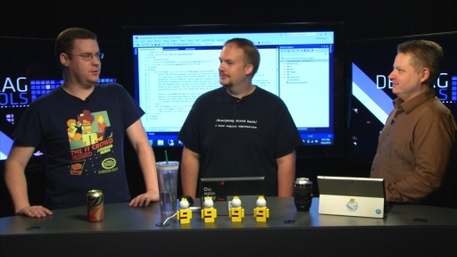 Defrag Tools: #60 - Visual Studio 2013 - JavaScript - Just My Code