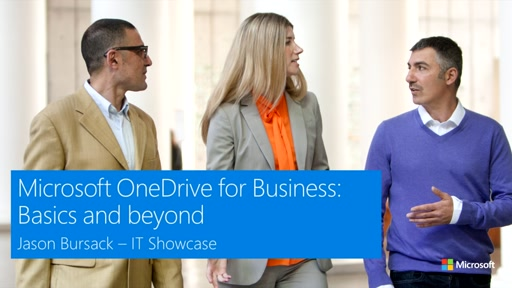 'Microsoft OneDrive for Business: Basics and beyond' from the web at 'https://sec.ch9.ms/ch9/7247/34321735-ded9-4698-b8a7-efec475c7247/MSITOneDrive_512.jpg'