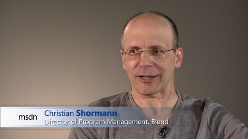 Christian Schormann: Windows 8 Design Tools