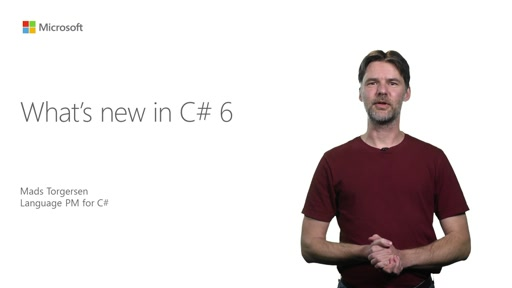 What's new in C# 6.0