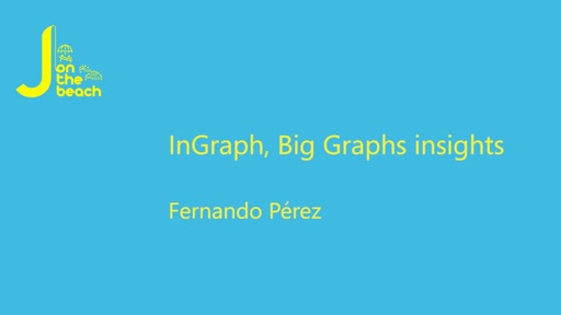 In Graph, Big Graphs Insights