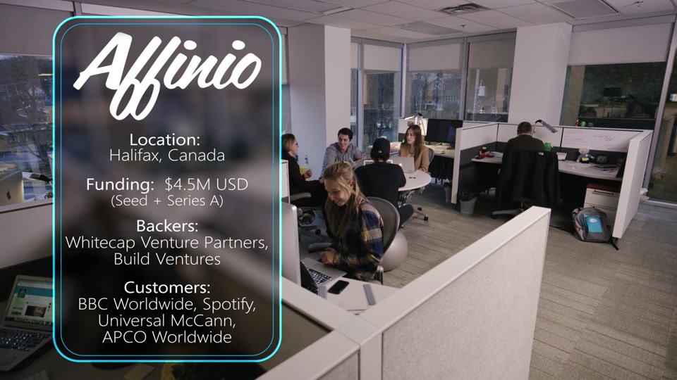 Affinio harnesses big data to help big brands better engage with their consumers