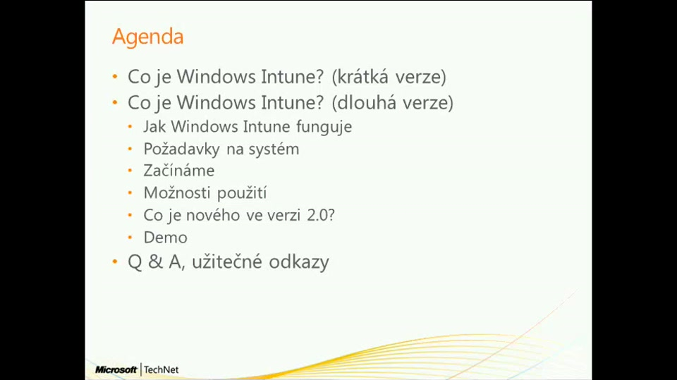 Office 365 akademie - díl 12 - Windows Intune