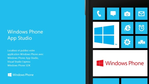 Windows Phone App Studio : Localisez et publiez votre application Windows Phone