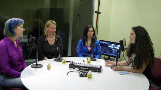 Interview with Kathleen Dollard, Martina Grom and Lori Lalonde during the #MVPSummit