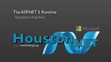 The New ASP.NET 5 Runtime