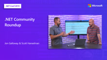 .NET Community Roundup