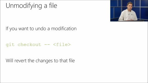Using Git with Visual Studio 2013: (07) Fix your Git!