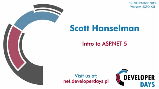 Intro to ASP.NET 5
