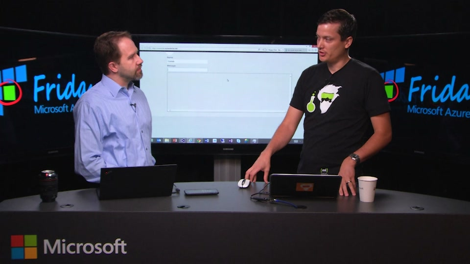 Building Intelligence into your Apps with Azure Machine Learning with Corom Thompson