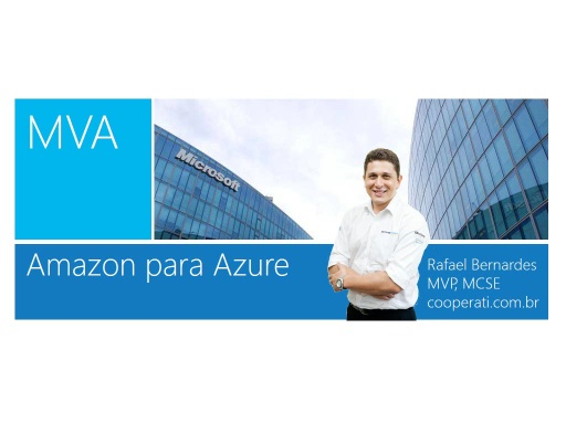 Parte 2 - Movendo o disco virtual do AWS para o Windows Azure