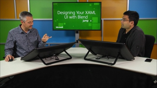 Designing Your XAML UI with Blend: (01) XAML Development in Visual Studio 2013, Part 1