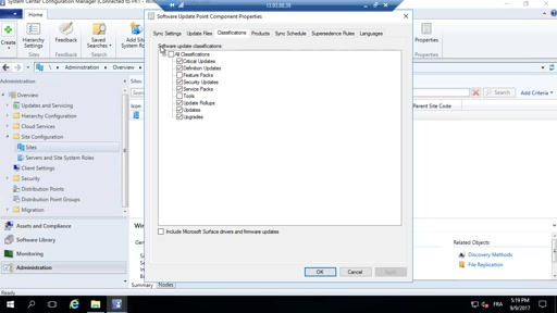 System Center Configuration Manager 1706