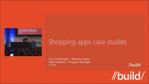 Shopping app case studies