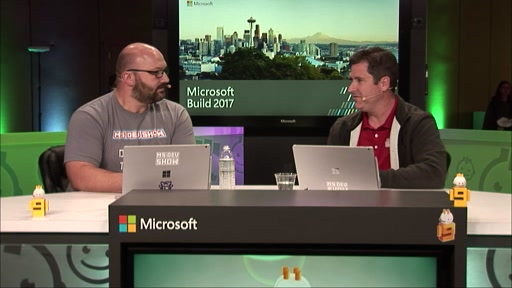 Episode 150: Build 2017 Recap Live from the Channel 9 Stage!
