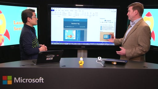 Boosting Your Marketing Muscles with VistaPrint It! and Office 365