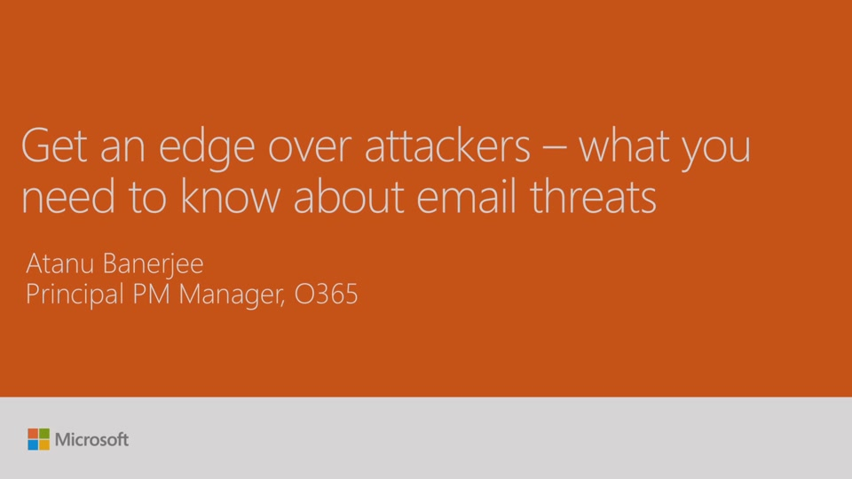 Get an edge over attackers – what you need to know about ...