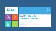 Hack-Ed: From the Trenches
