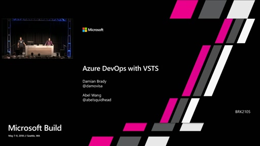 Azure DevOps with VSTS