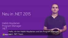 Neu in .NET 2015