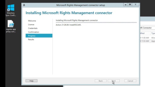 Azure RMS Connector to File Classification Infrastructure
