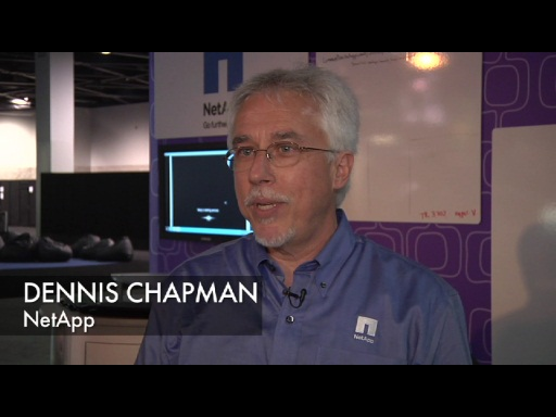 BUILD Expo: NetApp on Windows Server 8