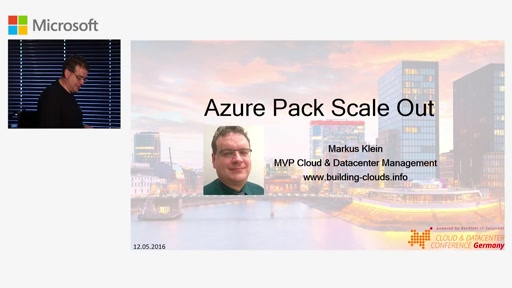 Azure Pack Scale-Out