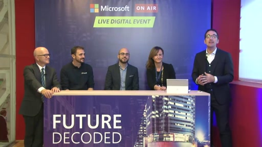 #FutureDecoded - Canale Business - Closing