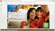 VFI Webinar Partnering for Our Communities: The Example of Microsoft's YouthSpark