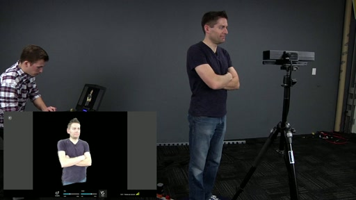 3D Builder Tutorial Part 5: 3D Scanning with Kinect V2